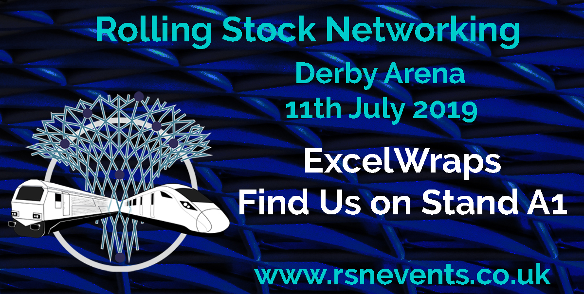 Invitation to the Rolling Stoch Networking event at the Derby Arena on July 11, 2019
